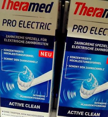 Zahnpasta elektrische Zahnbürste