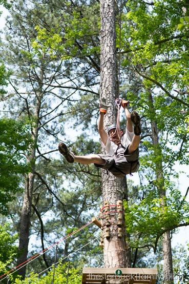 Callaway Gardens Treetop adventure blog-4