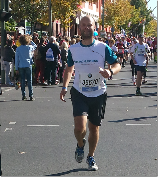 Steef Runner Berlin