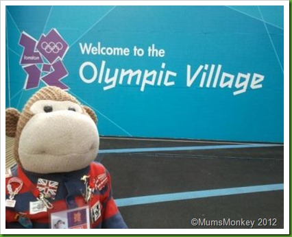 Vinnie The Games Maker 2012 Olympic Village Shop