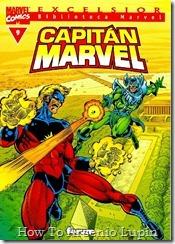 P00009 - Biblioteca Marvel - Capitán Marvel #9