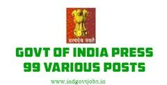 govt of india press
