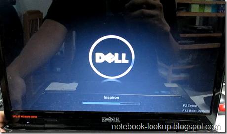 บันทึกช่าง Dell N4010 (14R) ค้างที่ BIOS