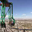 Second highest thrill ride in the world