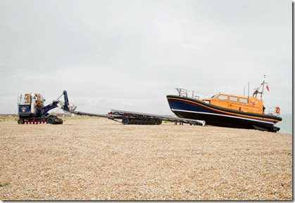 Shannon lifeboat 9