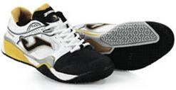 """la firma Joma renueva y mejora su zapatilla específica para pádel """"Pro Padel""""."""