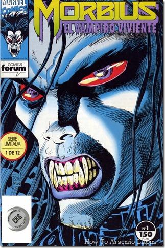P00001 - 01 Morbius nº 1 v1 #2 (de 12)