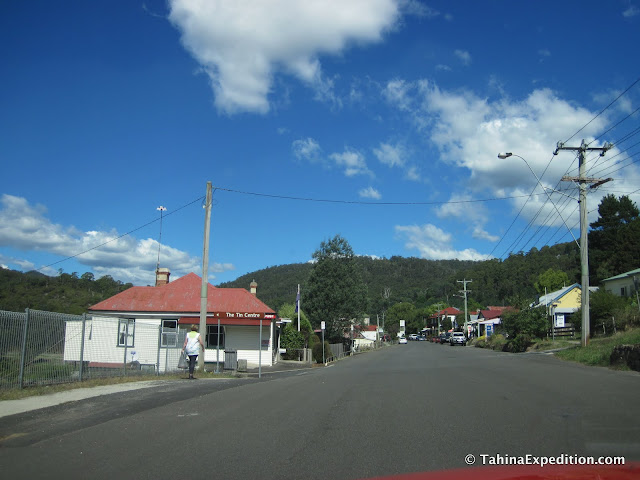 Small town of Dirby