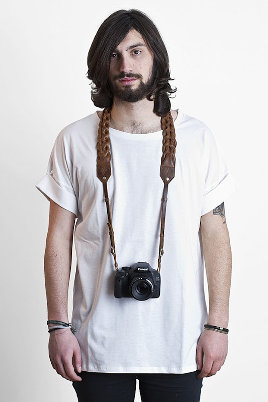 03 AM8 leather camera strap 2