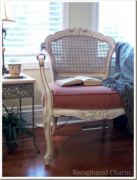 louis cane back chairs 072a