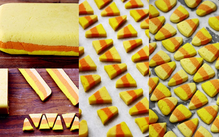candy corn cookies 18
