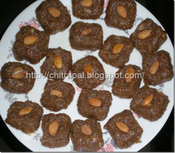 Chitra Pal Nutri Burfi