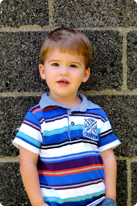 Nolan 2 Years Portraits