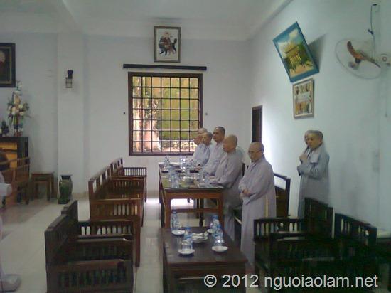 tang lễ hòa thượng Thích Minh Châu - 50