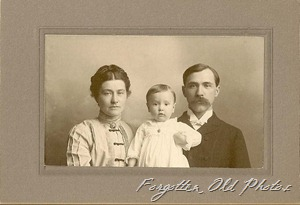 Rev Arthur and Mrs Eugenia Strelow Meilicke