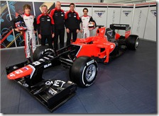 Marussia MR01