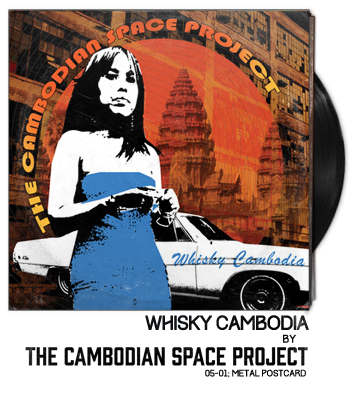 Whisky Cambodia by The Cambodian Space Project