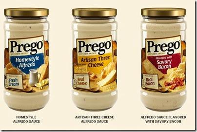 Prego Pasta Sauce 02