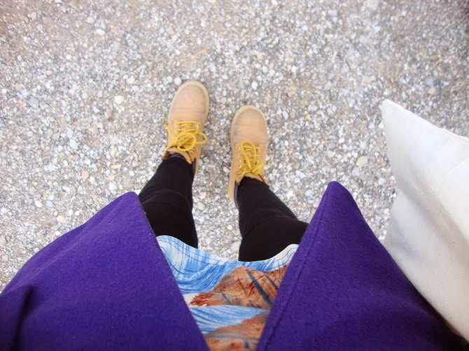ootd fake timberlands