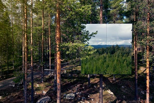 tree hotel by tham & videgard arkitekter 4