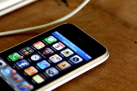 How to Apple iPhone 4 as a modem