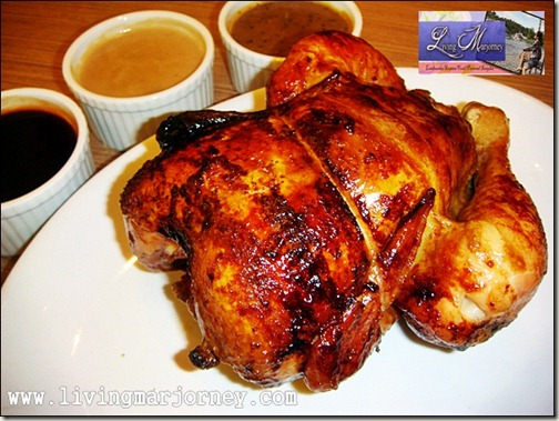 Kenny Rogers Saucy Roast Chicken