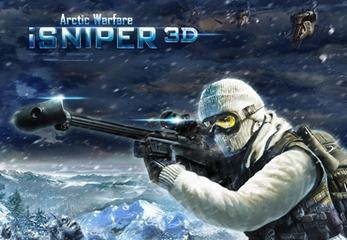 Free iSniper 3D Arctic Warfare for iPad and iPhone