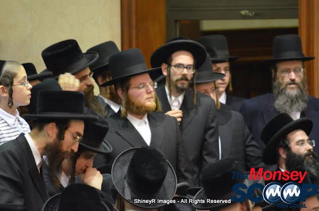 Lechaim For Daughter Of Satmar Rov Of Monsey - DSC_0162.JPG