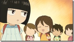 Kimi ni Todoke 06 Sawako Becomes Sadako