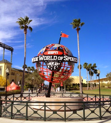 Wide World of Sports globe