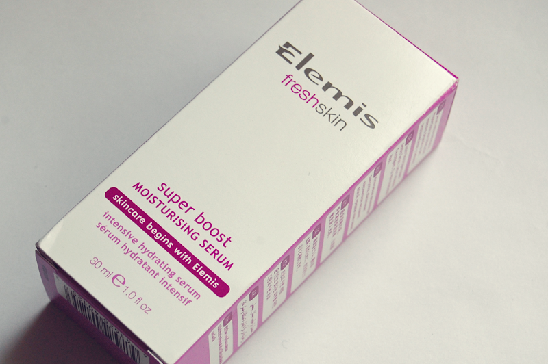 Elemis Fresh Skin SUper Boost Moisturising Serum