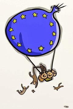 europa mongolfiera