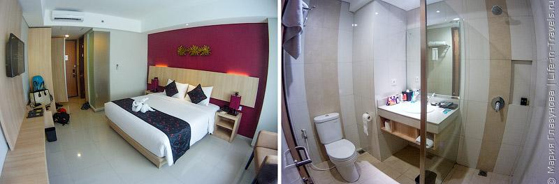 The Kana, отель в Куте на Бали