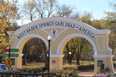 Main Gate West Baden Springs