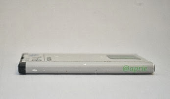 Baterai Nokia BP-4L Menggelembung