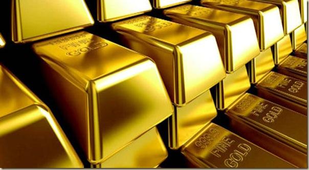 Réserve d'or