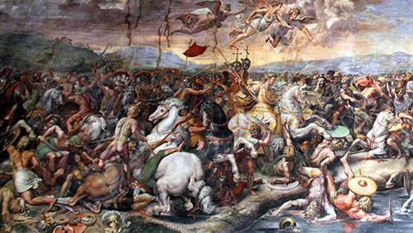 Batalha da Ponte Mílvia