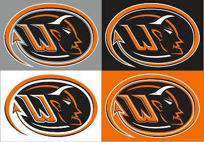 The new Washington Demons logo.