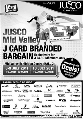 jusco-J-card-branded-bargain-2011-EverydayOnSales-Warehouse-Sale-Promotion-Deal-Discount