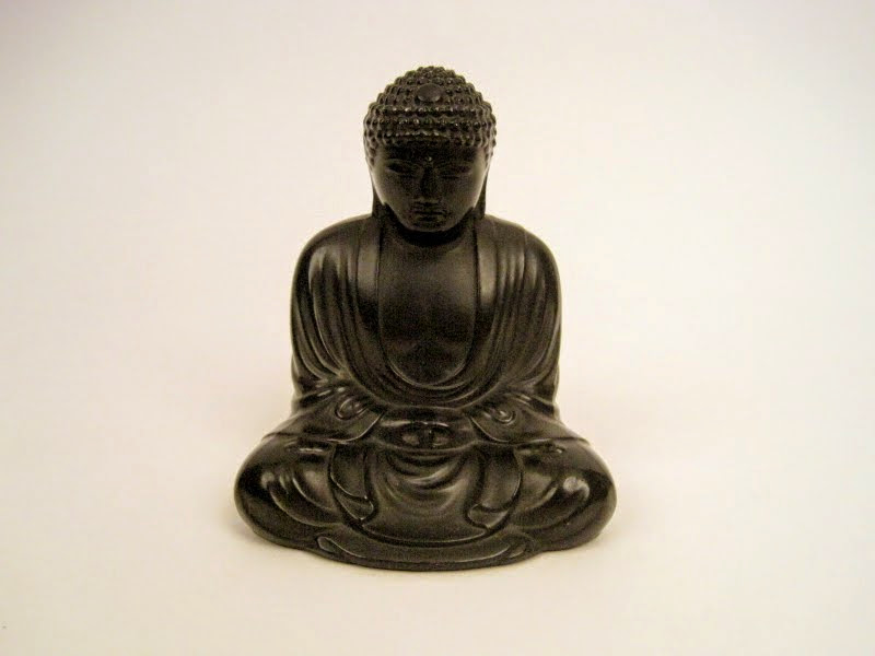 Sitting Buddha Stature