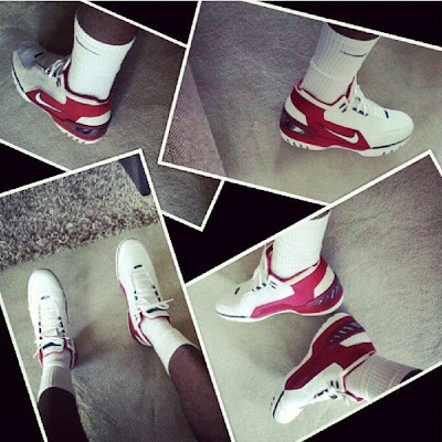 news lebron hints azg retro 1 LeBron James Sports First Game AZGs. Retro Time People?