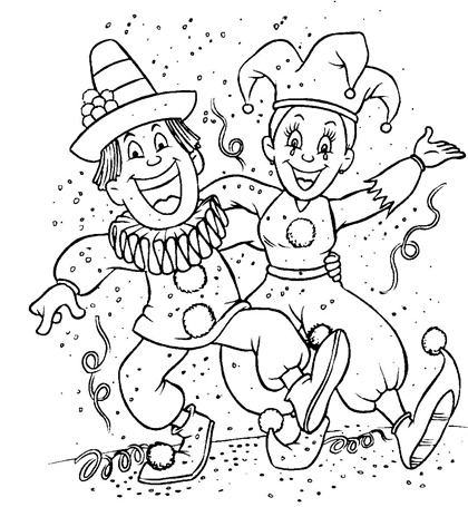 carnaval-desenhos-para-colorir
