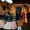 2014 - Rozsvěcování vánočního stromu Řetechov