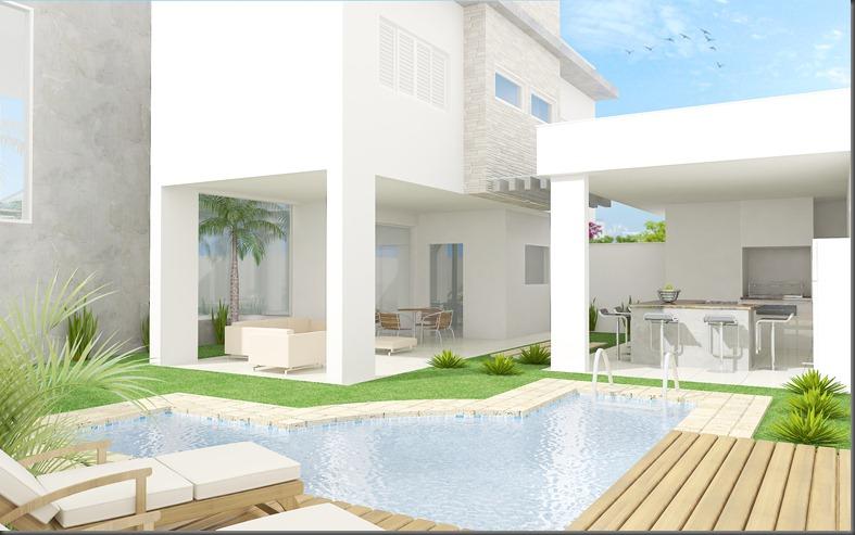 Projeto residencial -Villa do Bosque  - Sorocaba 1