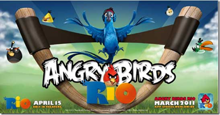 Download Angry Birds Rio PC Game
