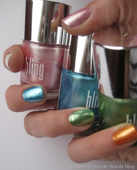 MyFace Lil Bling Nail Polish Swatches (9)