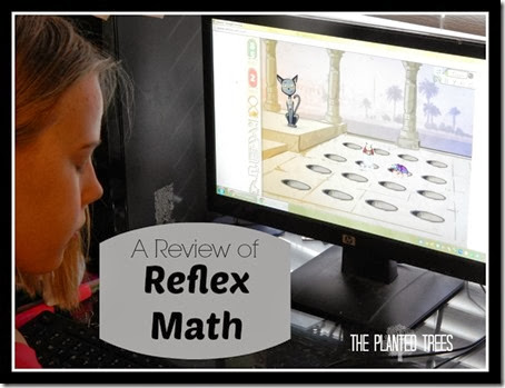 Reflex Math Review