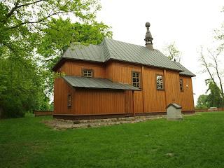drewniany kościół św. Jerzego