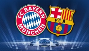 Head to Head Bayern Munchen vs Barcelona