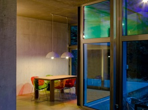 muebles de diseño moderno chalet madrid